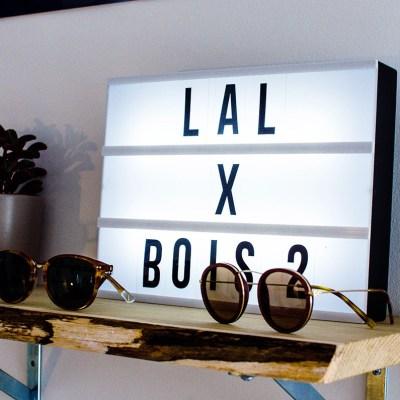 Soirée lunettes au logis et bois carré à Nantes