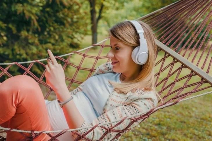 ljudböcker hjälper dig att slappna av