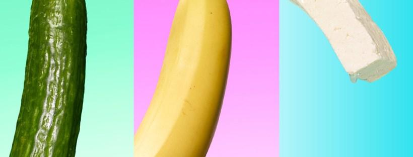 Cucumber + Banana + Tofu – e non è una ricetta vegan