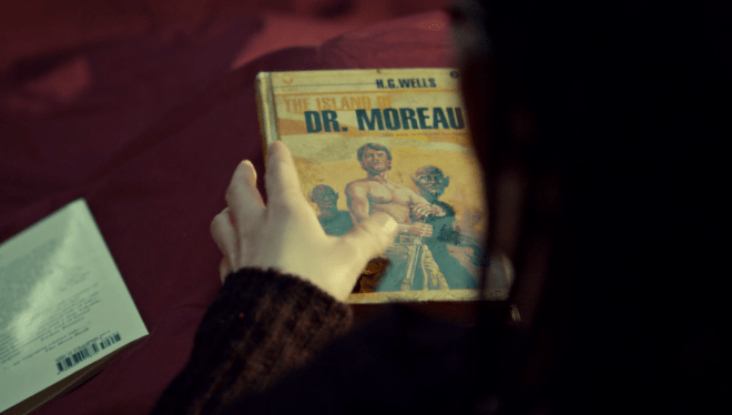 orphan black - bookwatching