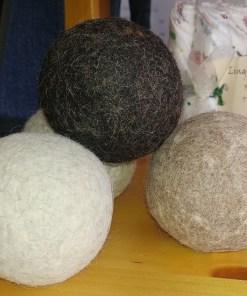 Balle de sechage laine d'Alpagas