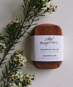shampoing solide argile rose