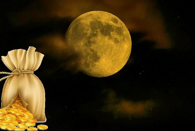 Денежный лунный календарь