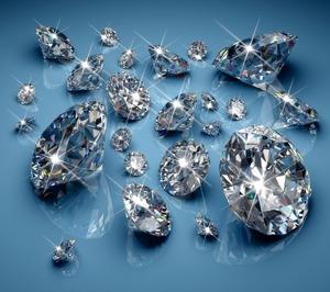 Состав, структурная формула алмаза