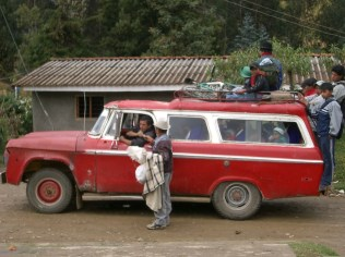 School 'bus' Colombia