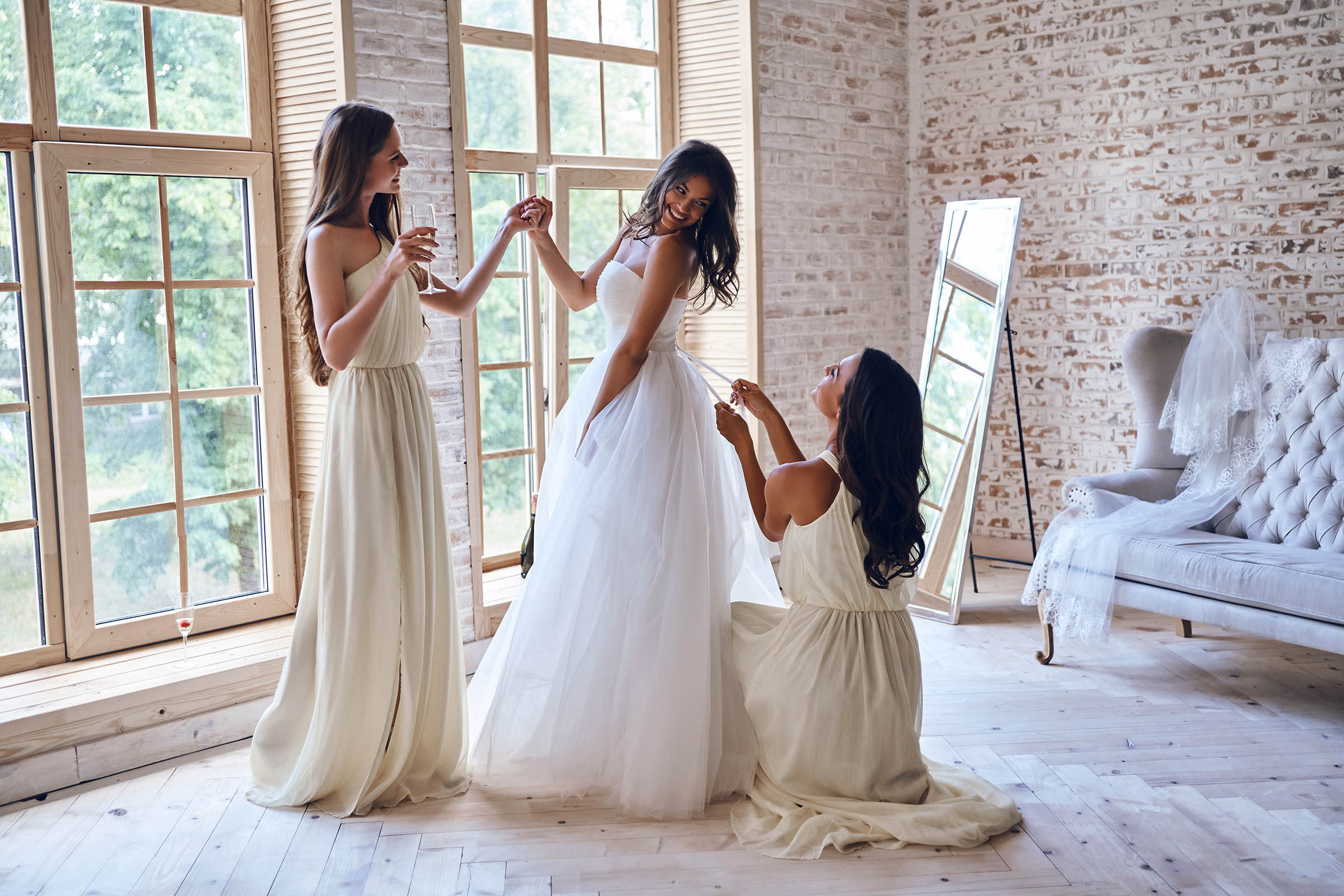 Wedding Dresses, Bridesmaid
