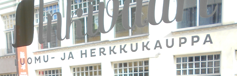 Ihanuuksien Inkivääri - luomu- ja herkkukauppa Hämeenlinnassa