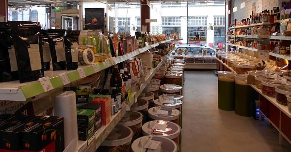 Ihanuuksien Inkivääri – luomu- ja herkkukauppa Hämeenlinnassa