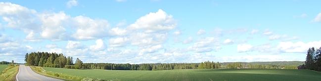 Vieraita Luomulaaksossa