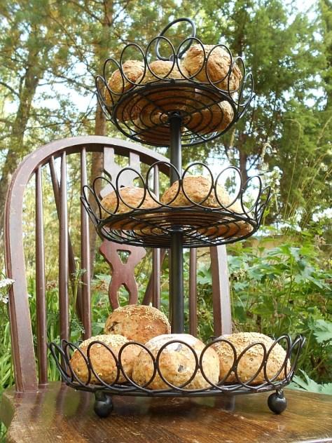 Hunajaiset banaaninkuorisämpylät