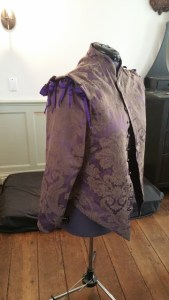 Purple doublet