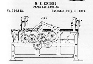 knightpaperbagfolder
