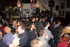 Roma club Londra - Lupi di Londra