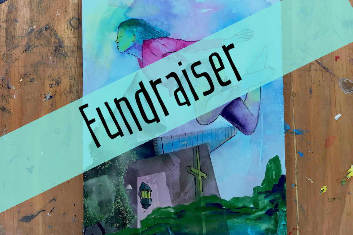 Just in Time Choirs Paint Fundraiser