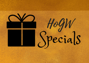 HoGW Special: Scribbles On A Wall