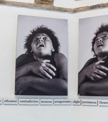 Jonathas de Andrade. Escandaloso, por Bárbara, del Proyecto Eu, Mestiço / Me, mestizo. 2017. Cortesía del artista y de la GALLERIA CONTINUA, San Gimignano / Beijing / Les Moulins / Habana. Foto: Ela Bialkowska, OKNO studio