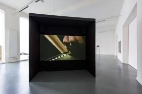 Oscar Santillan, The Messenger, 2016 part of the exhibition Zaratán at Witte de With Center for Contemporary Art in 2016, photographer Aad Hoogendoorn