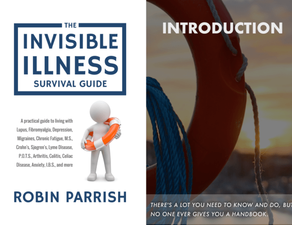 The Invisible Illness Survival Guide - Special Enhanced iBooks Edition screenshot