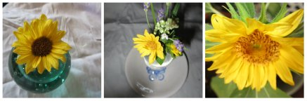 Title: Do What Makes You Happy Caption: Flowers make me happy. Flower arranging decreases my tension and lessens my stress. Photographer: V.M.