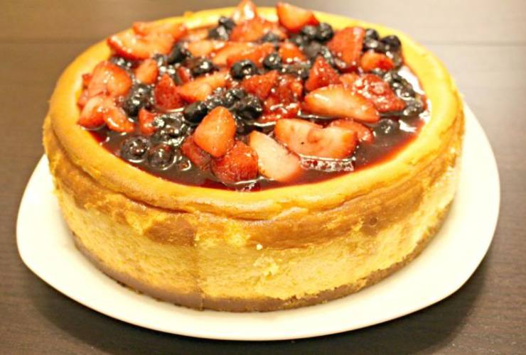 Mixed Berry Cheesecake Recipe A Great Beginner Recipe