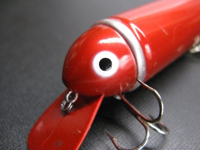 ベビーバド 釣れる チューニング 改造 重さ