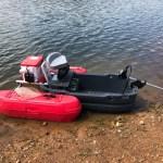 【釣り】フロートボートはヤフオクで手に入れろ!12万円でフル装備が買えっから!
