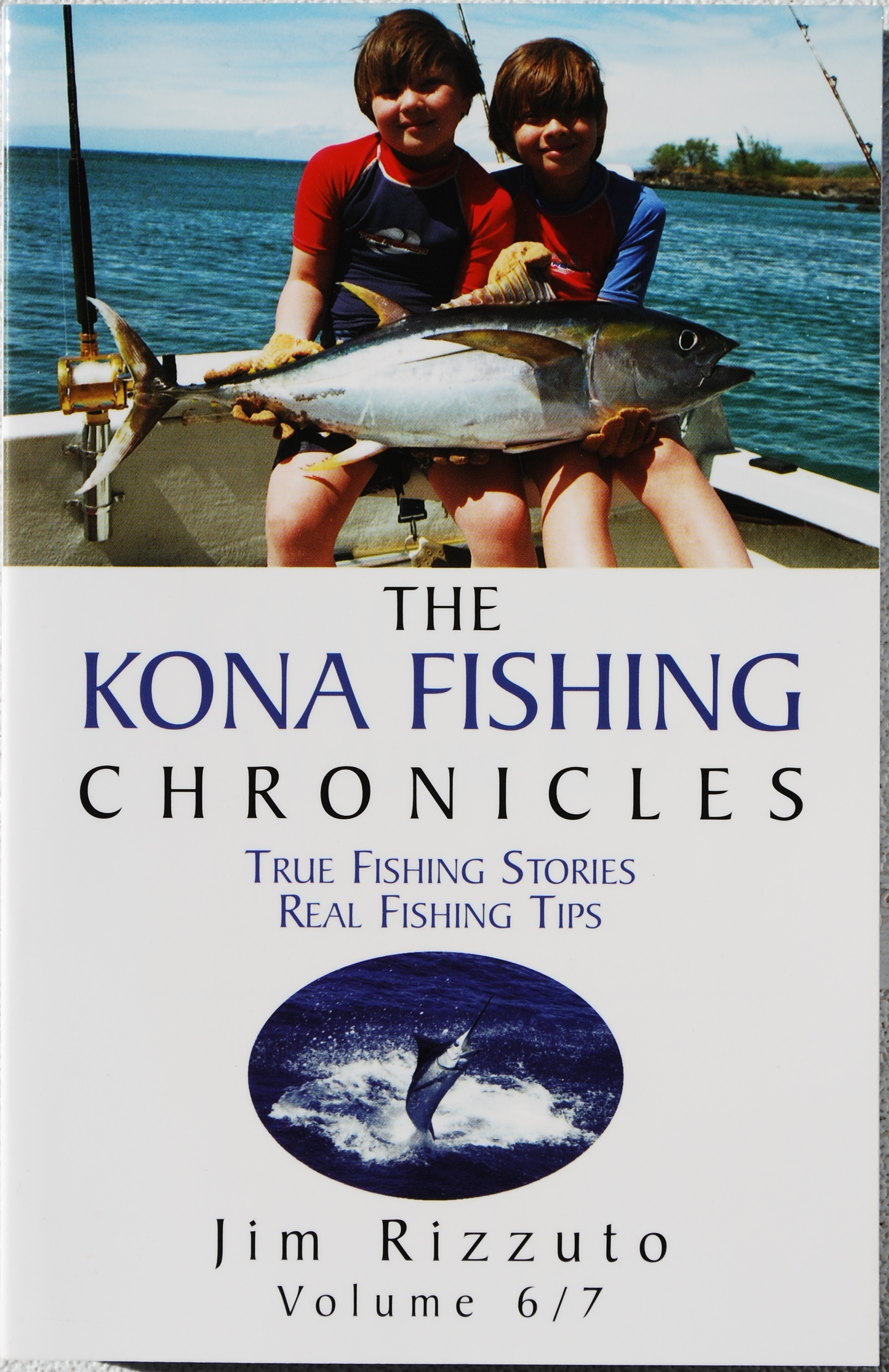 Kona Marlin Fishing in November 2006
