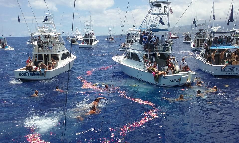 Kona Fishing All Stirred Up