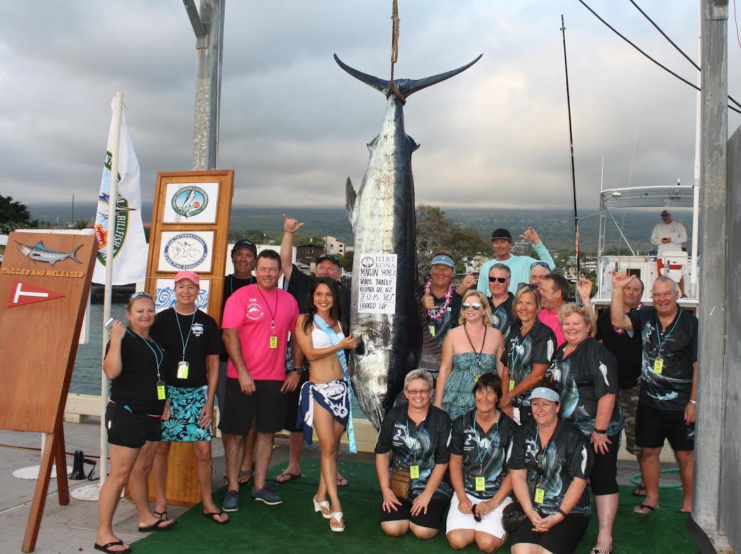Hawaiian International Billfish Tournament – Day 3