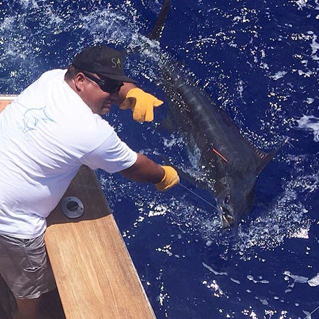 Kona Fishing Weekly Report for Pre-HIBT week