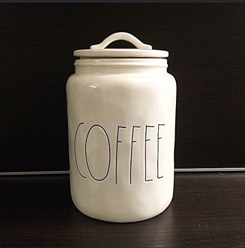 Cute Coffee Bar Canisters from the Picture Above