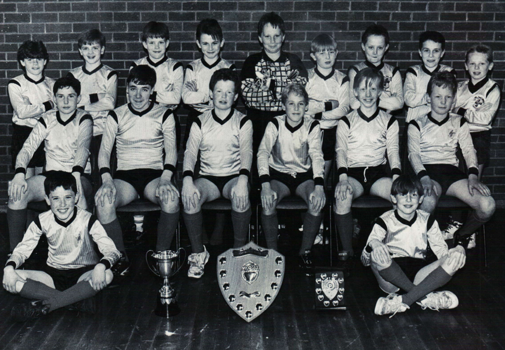 Under 12 Treble Winning Season 9192