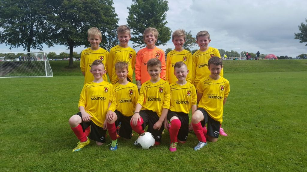 under 11 lisburn league