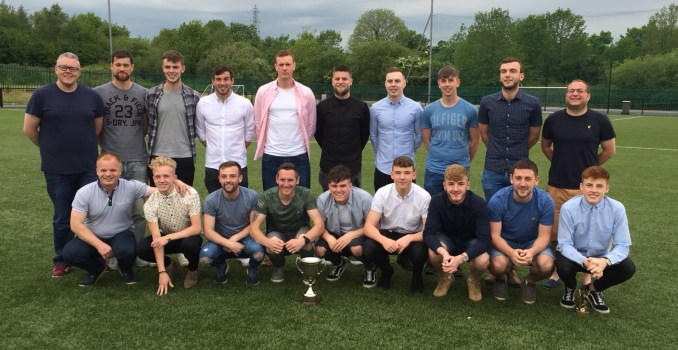 2nd team league champions