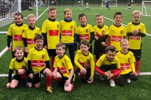 Under 7 First Game Of Season