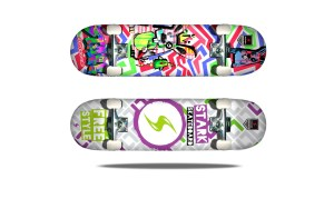 """Skate """"reforzado"""" Stark Style"""