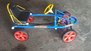 "Karting (rueda de chapa) ""Rodasur"""