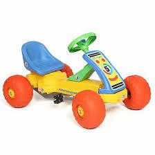 """Karting Plástico """"Vegui"""""""