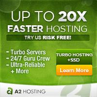 Get Ultra Fast Hosting