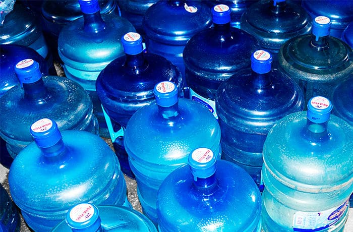 ZMA suspends trade of 20-litre water