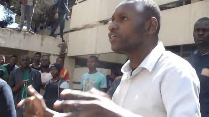 UNZASU COFERS NOT INDEPENDENT-HAMUSUNGA