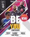 TRUSLY MUSIC DELIVERS 'BE YOU! YOUTH CONFERENCE'