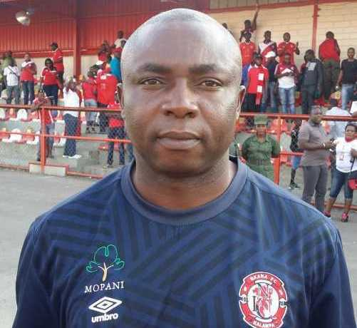 WE ARE GOING FOR AN OUTRIGHT WIN AGAINST ESWATINI – CHIYANGI