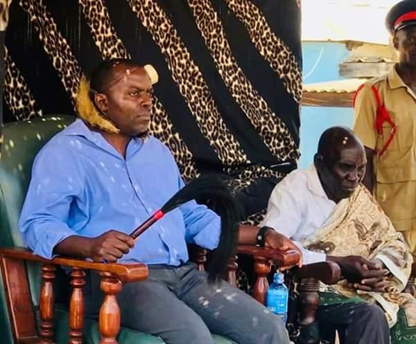 UNZA CONGRATULATES PROF. NALUBAMBA ON HIS CORONATION