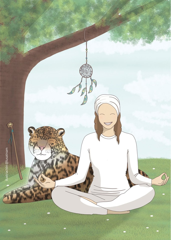 meditacion puma