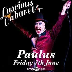 Picture of Paulus & date of the next show 7th June