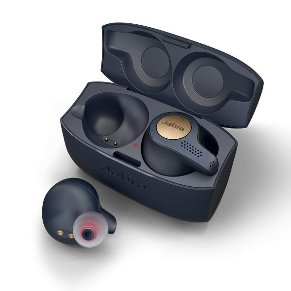 Jabra Elite Active 65t Alexa Enabled True Wireless Sports Earbuds with Charging Case2