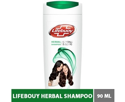 LIFEBUOY HERBAL SHAMPOO 100ML