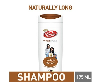 LIFEBUOY NATURALLY LONG SHAMPOO 175ML