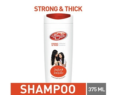 LIFEBUOY SHAMPOO STRONG THICK 375M 1 | Online In Pakistan